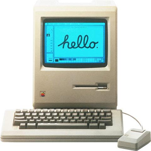 Lanza el Macintosh