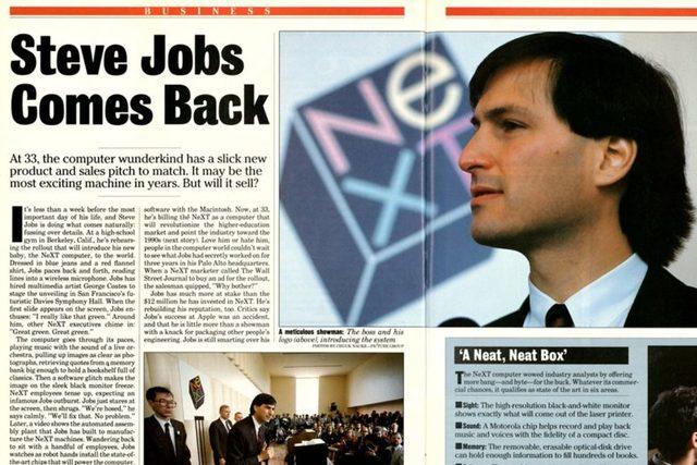 Jobs es Despdido