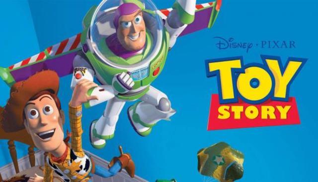Primera Pelicula de Pixar