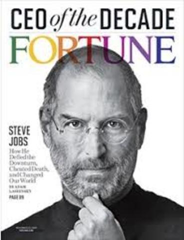 Jobs se Convirtio en CEO Absoluto