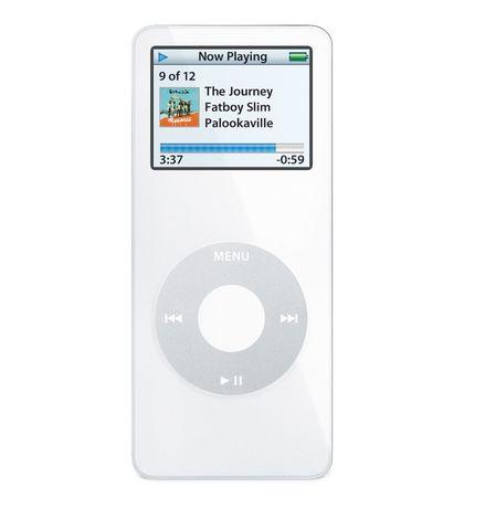 Apple Amplia la Linea con el iPod Nano