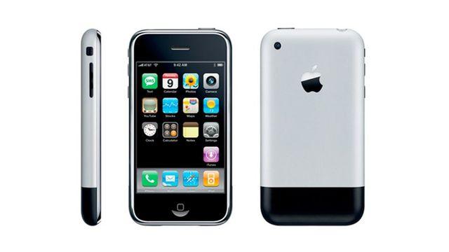 Primer iPhone
