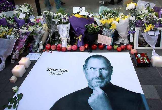 Steve Jobs Fallecio