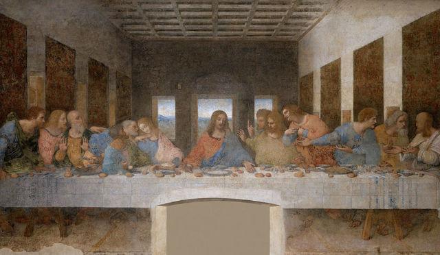 Leonardo da Vinci: La Última cena