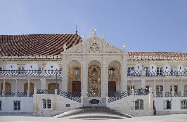 Universidad Lisboa/Coimbra