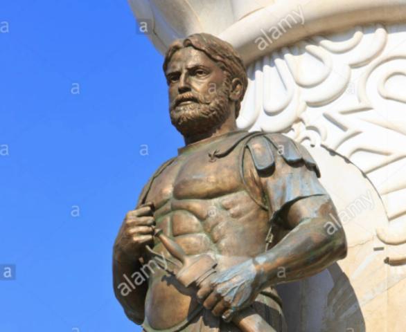 Philip af Makedonien erobrer Grækenland