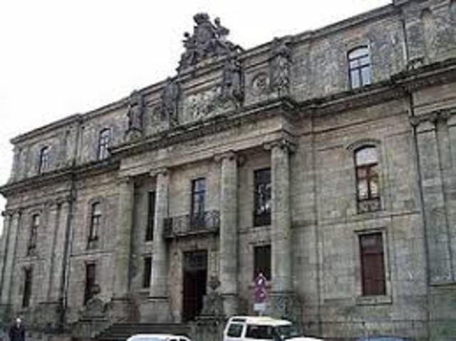 UNIVERSIDAD DE SANTIAGO DE COMPOSTELA 1495
