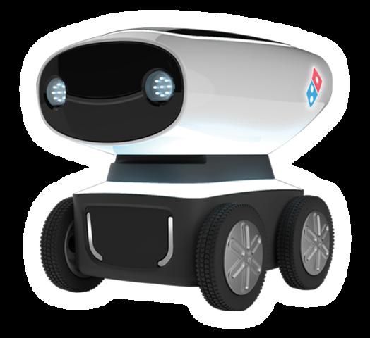 DRU (Domino's Robotic Unit)