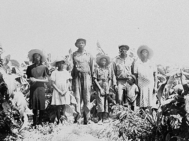 Exploitation in Sharecropping