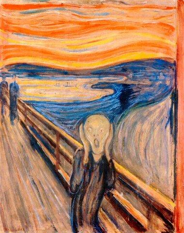 Edvard Munch: El grito