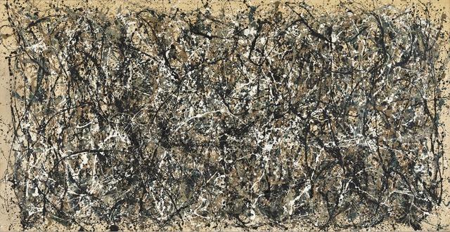 Jackson Pollock: Uno