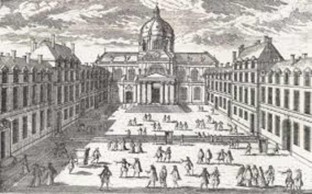 Universidad de París (Francia)