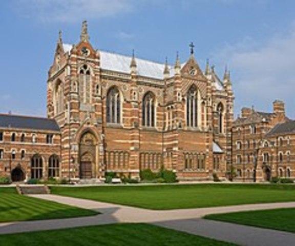 Universidad de Cambridge (Inglaterra)