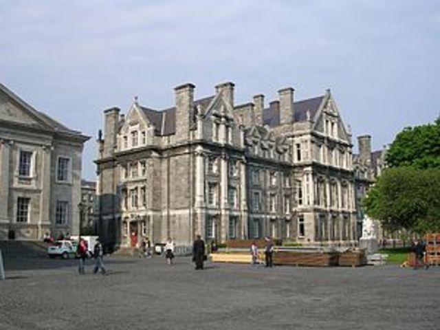 Dublin (Trinity College)Irlanda