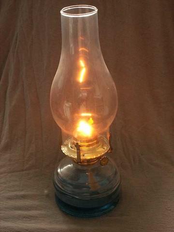 Early 1600s Lighting