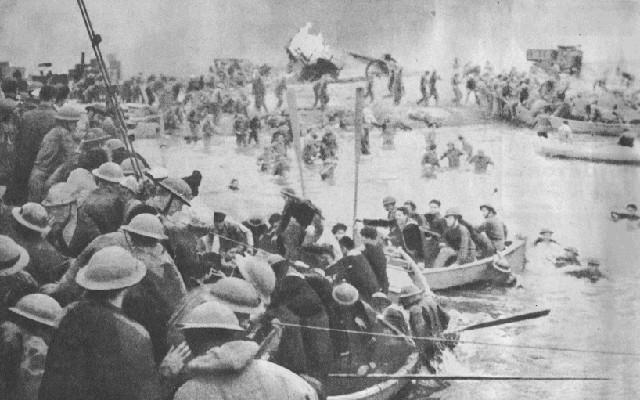 Evakueringen  av Dunkerque