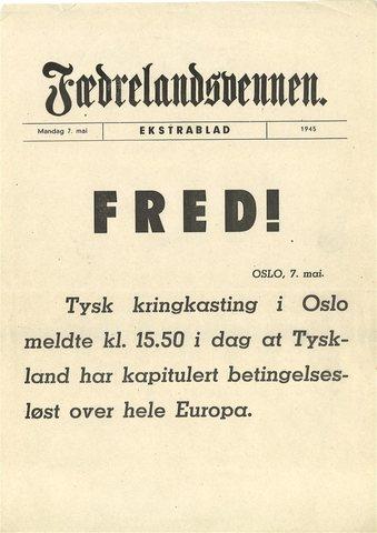 Tysk kapitulasjon