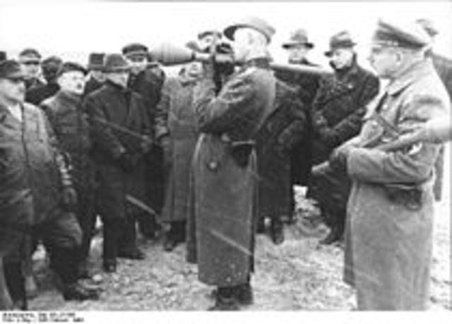 Russerne omringer Berlin