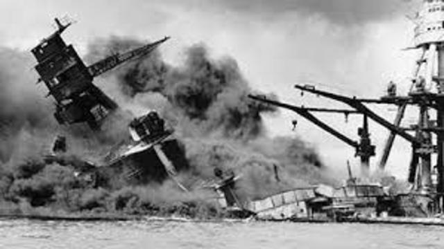 Bombingen av Pearl Harbor