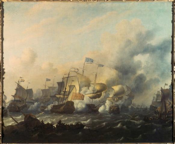 Tea: War over Trade