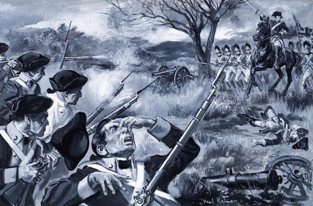 Tea: Revolutionary War