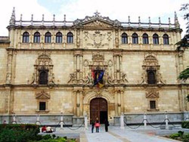 UNIVERSIDAD DE ALCALA 1499