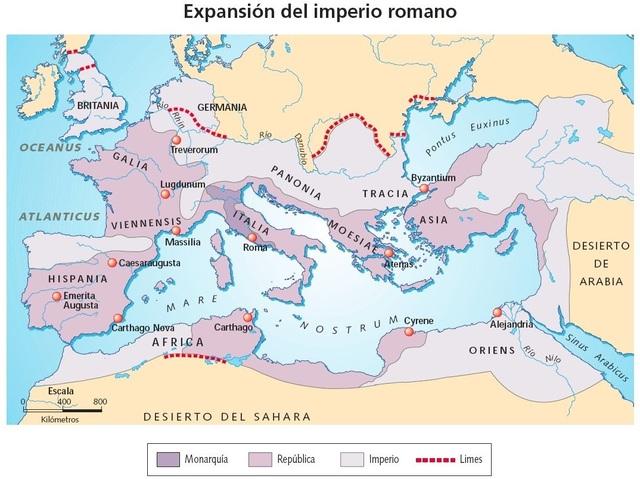 Pensamento Pedagógico Romano: Os romanos conquistaram a Grécia