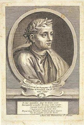 Educador Marco Fábio Quintiliano