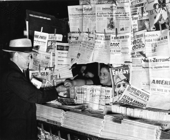 Coca-Cola: Newspaper Industry Boomed