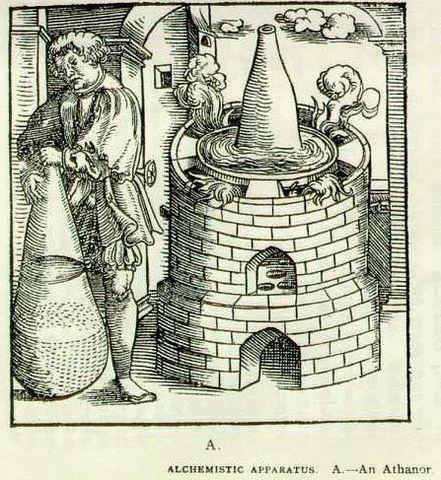 Distillation of Wine
