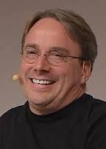 Nacio el padre de Linux: Linus Torvalds