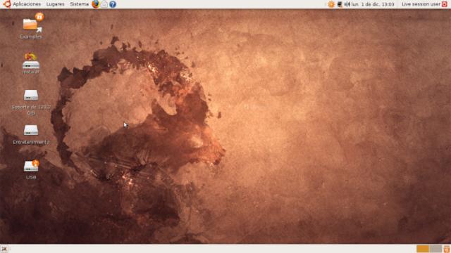 Ubuntu 8.10 – Intrepid Ibex