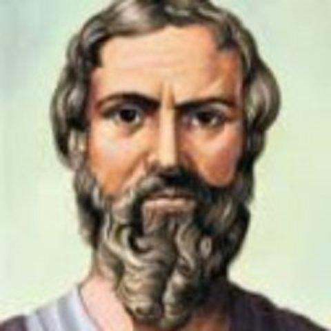 Siglo V a.C - Herodoto