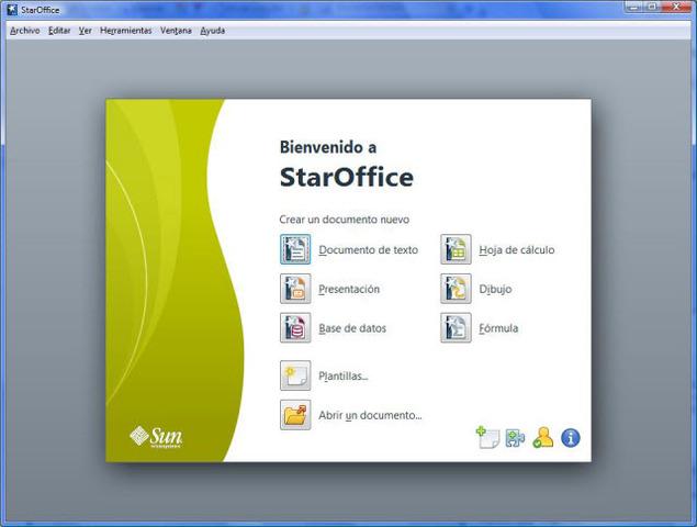 LLEGADA DE STAR OFFICE A LINUX
