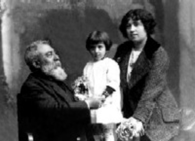 Naixement Mercè Rodoreda