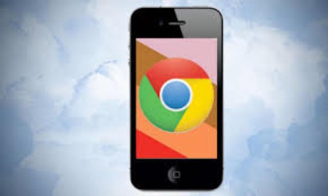 Chrome para smartphones