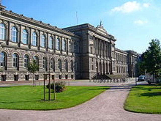 Universidad Estrasburgo
