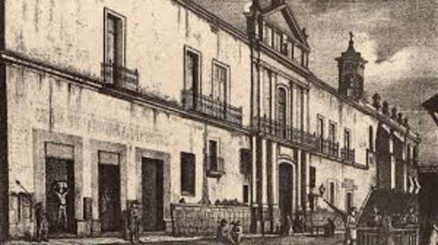 Virreinato en la Nueva España
