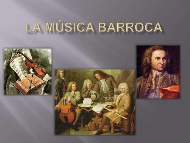Del Barroco a la música contemporánea