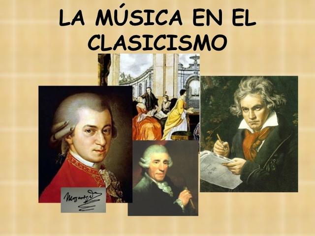 La música en la época Clásica