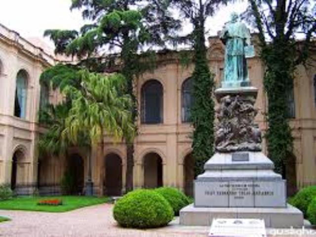 Universidad Nacional De Córdoba (Argentina)