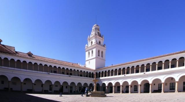 Universidad Mayor, Real Y Pontifica De San Francisco Xavier De CHuquisaca (Bolivia)