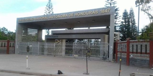 UNIVERSIDAD NACIONAL AUTÓNOMA DE HONDURAS (HONDURAS)