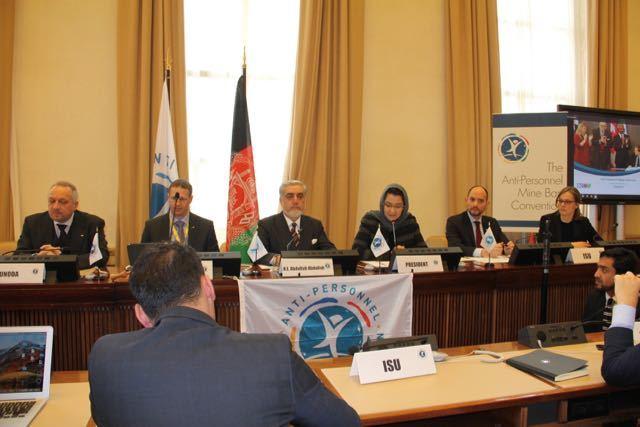 Entra en vigor Convención sobre la prohibición de minas anti-personales.