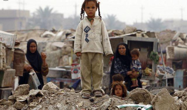 Lucha mundial contra la pobreza y la desigualdad