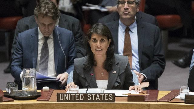 EEUU se retiró del Consejo de Derechos Humanos la ONU