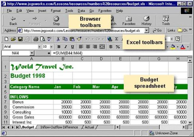Excel 2000 (1999)