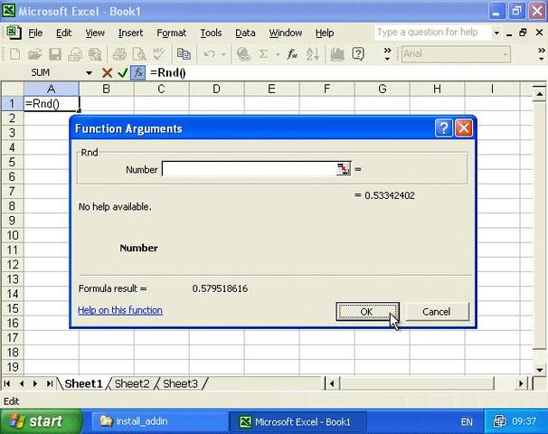 Excel 2002(2001)
