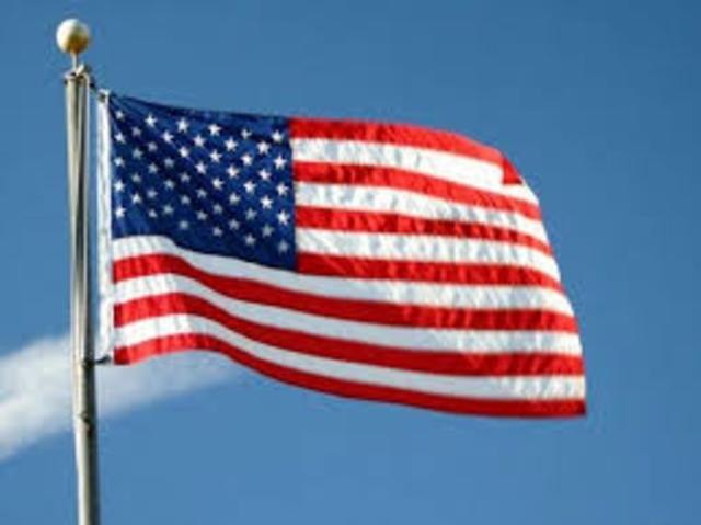 Declaración de independencia EUA