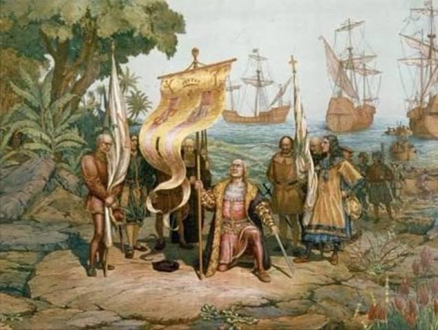 Edad moderna (1453 - 1789 d.C)